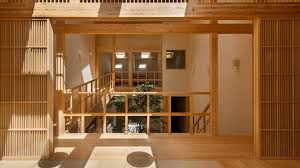 100 Inside Design Of House In A Greenless Neighbourhood In Kyoto This House Is All