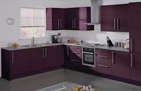 Purple Kitchen Cabinets Fancy 28 20 Ideas For Painting Cupboards
