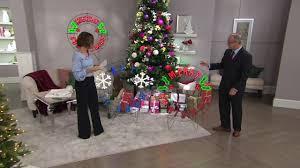 Qvc Pre Lit Christmas Trees by Santa U0027s Best 40