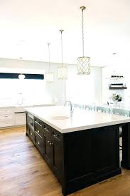 lighting a kitchen island image for hanging lights