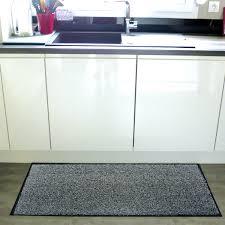 tapis d evier de cuisine tapis cuisine gris 60x130