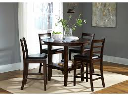 Bradshaw Casual Dining 5 Piece Pub Table Set