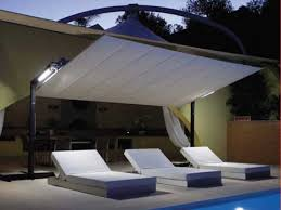 Offset Rectangular Patio Umbrellas by Real Estate Rain Part 6