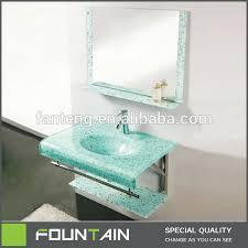 glas schüssel waschbecken mit ständer grün farbige glas becken für badezimmer buy glas becken für bad farbige glas waschbecken waschbecken für