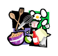 Country Kitchen Graphics Clipart