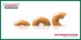 Were In The Campaign Big Awards Finals Krispy Kreme Nessie Poster