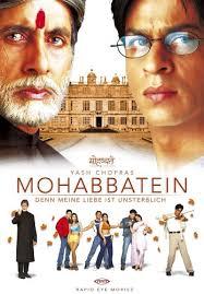Mohabbatein film complet
