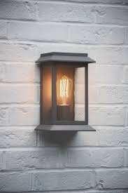 best 25 exterior wall light ideas on garden wall