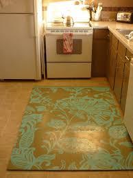DIY Kitchen Mat Tutorial