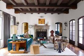 Inside The Home Of Big Bang Theory's Jim Parsons - WSJ Spanish Colonial House In Los Angeles Receives Major Update Updating A Grand Home Into Something Warmer More Spanish Ding Chairs Rosedorg Home Design Architecture Ding Room In Spanish Colonial Revival Grand Willow Glen Home California Cute Pottery Formal Images About On 1924 Mission In Serene Woodlands Glamour Nest Inspired Tour 33 Best Kitchen Tables Modern Ideas For Style Living Room 1536 X 1024 Revival Oak Sideboardsver Cabinet 71862515