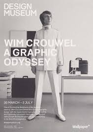 Wim Crouwel A Graphic Odyssey Retrospective Exhibition