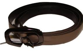 STEPHEN COLLINS LADIES DESIGNER BELT BLACK OR TAUPE SIZE S M L