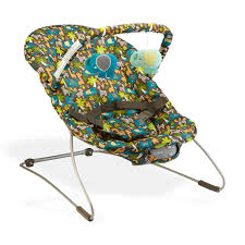 Cosco High Chair Seat Pad by Cosco Infant U0027s Calming Motion Bouncer Seat Wild Things