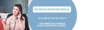 secrétaire médical e titre certifié niveau iv grenoble