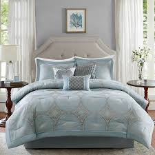shop madison park victoria blue bed sets the home decorating company