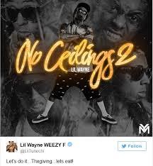 lil wayne debuts no ceilings 2 mixtape gobari report