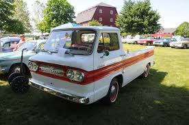 Cool Chevy | Corvair Rampsides | Pinterest | Classic Trucks, Car ...
