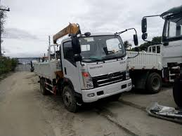 Sinotruk Homan Boom Truck 6wheeler - Philippines Buy And Sell ...