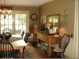 Primitive Dining Room Decorating Ideas