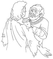 Bible Coloring Pages Baby Moses