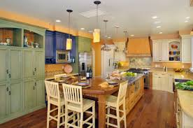 interior design colorful kitchens in eclectic kitchen with
