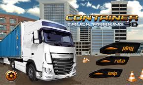 Container Truck Parking 3D APK 1.0 Download - Free Games APK Download