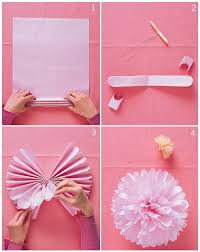 Paper Craft Step By