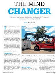 100 Truck Pick Up Lines Kalmar Reachstacker Feature Thumbnail LiftRite