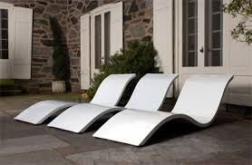 chaise jeanne float wave chaise padstyle interior design modern