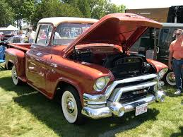 File:1955 GMC Truck.jpg - Wikimedia Commons 1955 Gmc First Series Readers Rides Issue 12 2014 132557 100 Suburban Carrier Youtube Gmc Truck For Sale Beautiful Classiccars Pickup Ctr102 Sale Near Arlington Texas 76001 Classics On Gasoline Powered Model 600 Original Sales Brochure Folder Pumper04 Vintage Fire Equipment Magazine Chevygmc Brothers Classic Parts Fire Truck This Mediumduty Outfit Flickr Cars And Pickups Pinterest 54 Precision Car Restoration