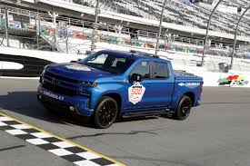 100 Chevy Hybrid Truck Silverado To Become First Pace Truck At Daytona 500 Medium