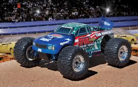 100 Mini Monster Truck NEW Qualifier Series Rival RC Car Action
