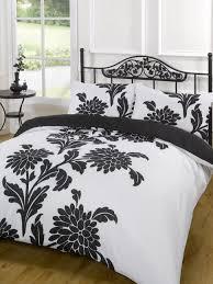 Bedroom Black forter Queen Black Sheets And forter Black