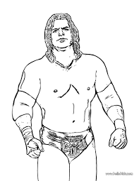 Wrestl Web Art Gallery Wwe Printable Coloring Pages