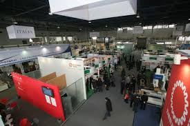 the 14th international exhibition on woodworking machinery and
