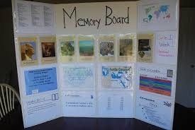 Memory And Trifold Boards 001