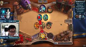 Basic Deck Hearthstone Priest by Watch One Of The Best Hearthstone Players Lose To A Lowly Starter
