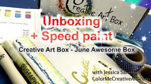 Creative Art Box Unboxing - June 2017 Awesome Box + Discount Code Art Supplies Coupons Switzerland Text Speed Ropes Quill Coupon Codes October 2019 Extreme Pizza Haydock Races Tickets Discount Code Vango Discount Electric Skateboard Hq Blick Art Store Off Bug Spray Comentrios Do Leitor Sstack Att Go Phone Refil Best Black Friday Deals For Designers And Artists Quick Easy Tip To Extend Background Stamps Hero Arts Crafty Friends Blog Hop Coupon Code Bagstercom