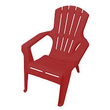 Furniture: Interesting Plastic Adirondack Chairs Lowes For Your Home ...