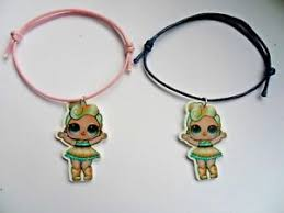 Image Is Loading LOL Surprise Doll LUXE Waxed Cord Adjustable Bracelet