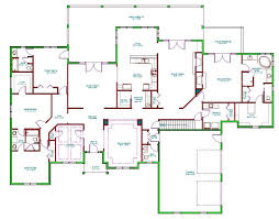 100 Floor Plans For Split Level Homes Home Design House Tri Ranch Bi