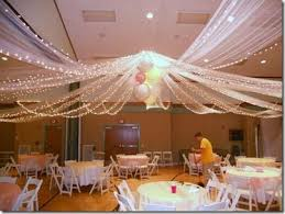 Would Be Gorgeous For Reception In Church Fellowship Hall