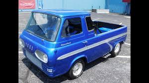 100 Ford Econoline Truck 1962 Pickup Pro Street 2016 Kavalcade Of Kool