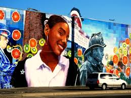 Philly Mural Arts Tour by The Mural Arts Program Explores South Philadelphia History With