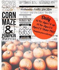 Caledonia Pumpkin Patch by Rowe Crop Farms Inc Rowecropfarm Twitter