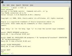 Install Wordpress Lamp Ubuntu 1404 by How To Install Bbpress On Ubuntu 14 04 Lts