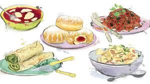 die polnische küche vorspeise hauptgericht und nachtisch