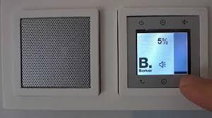 berker unterputz radio touch