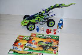 100 Fangpyre Truck Ambush LEGO NINJAGO 9445 FANGPYRE TRUCK AMBUSH 7341327276 Oficjalne