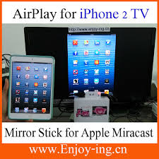 2014 Best Airplay mirroring dongle for iphone WiFi Display